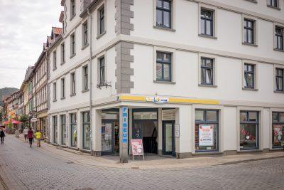 Lewonig Umbau, Burgstraße 4