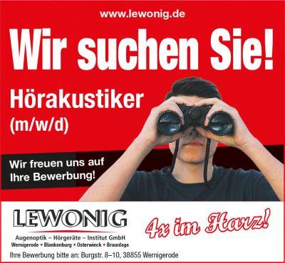Wir suchen Sie: Hörgeräte-Akustiker (m/w/d) gesucht