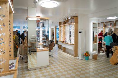 Neueröffnung der Filiale in Wernigerode
